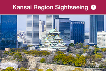 Kansai Region Sightseeing